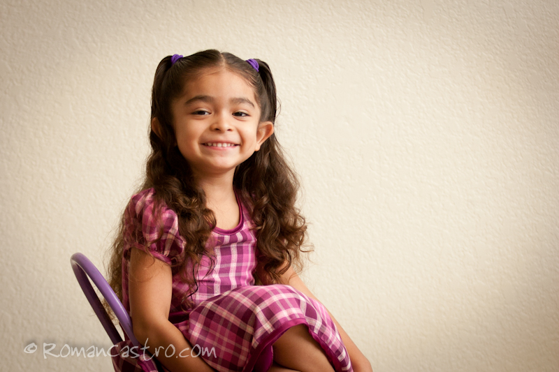 Kids Portraits Session in Cathedral City