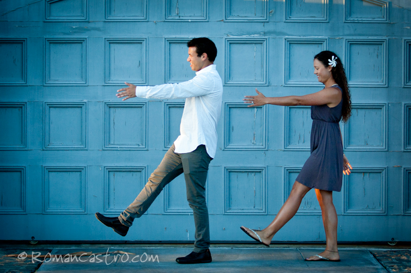 Coronado Engagement Photos