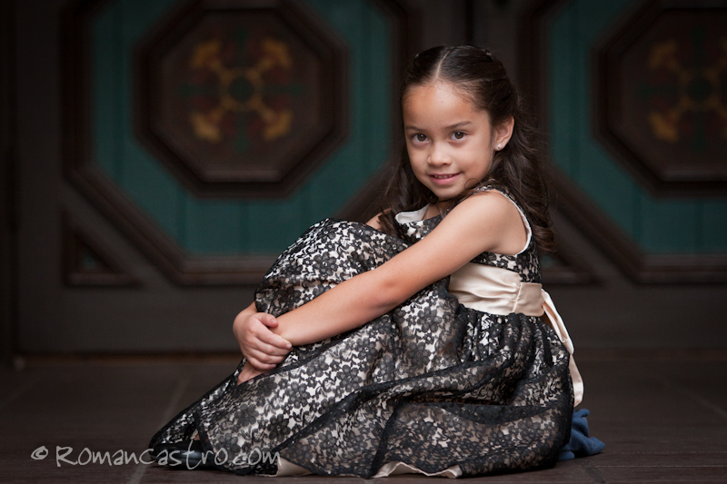 Mommy and Me Portraits with Lani and Makay – Balboa Park
