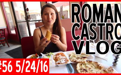 Vlog #56: Lunch at Indian Tandoor San Diego and Mexico Spearfishing Trip Update