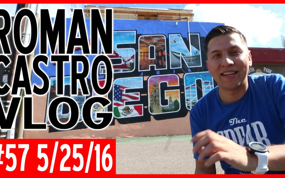 Vlog #57: San Diego Mural by @GreetingsTour & More SporTube