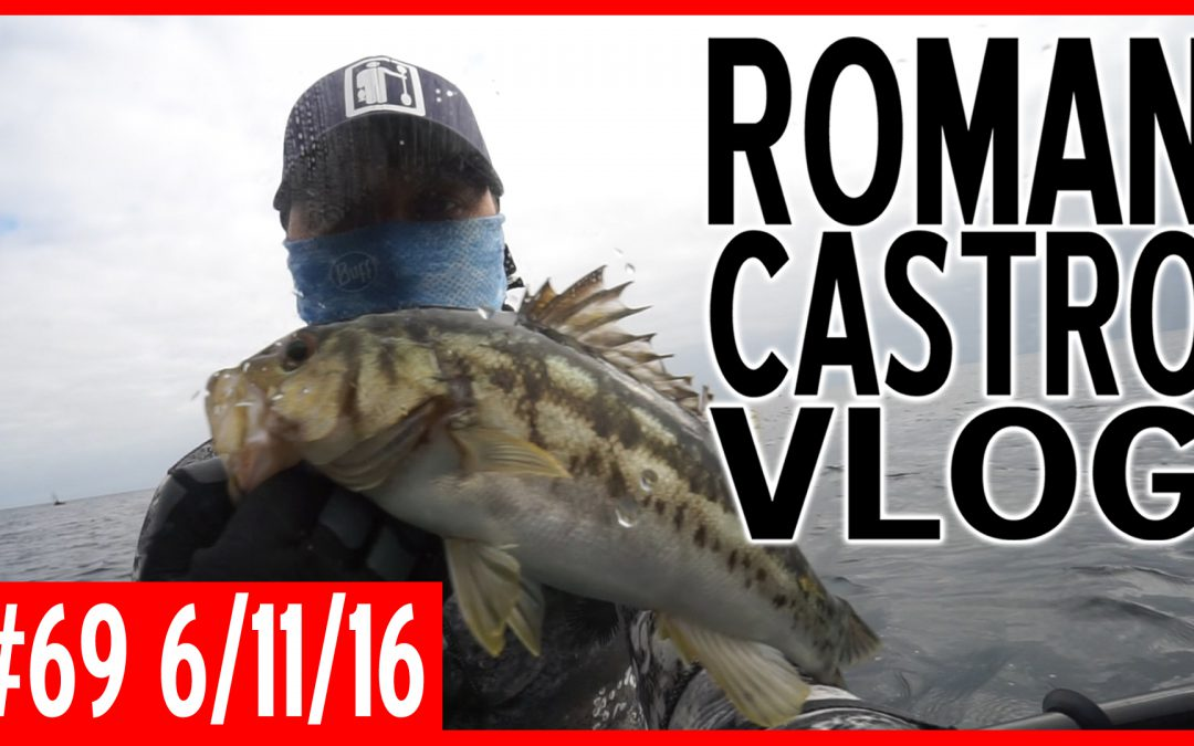 Vlog #69: Kayak Fishing Trip to San Clemente Island (Day 2)