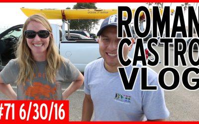 Vlog #71: Spearfishing San Diego, Nitro Speargun Co., James and Joseph