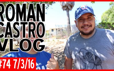 Vlog #74: BBQ at Art's and we see his Greywater System
