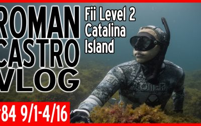 Vlog #84: Fii Freediving Course Level 2 w Martin Stepanek