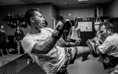 Valor and Grit – A Muay Thai Fighter's Journey [Photo Essay] Set 1