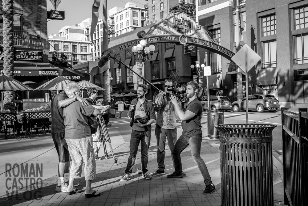Gaslamp Quarter – San Diego Street Photography