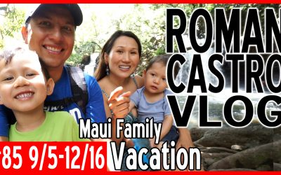 Vlog #85: Family Vacation Maui Hawaii