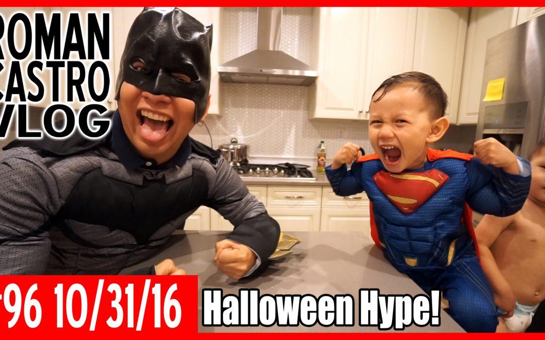 Vlog #96: Halloween Hype!