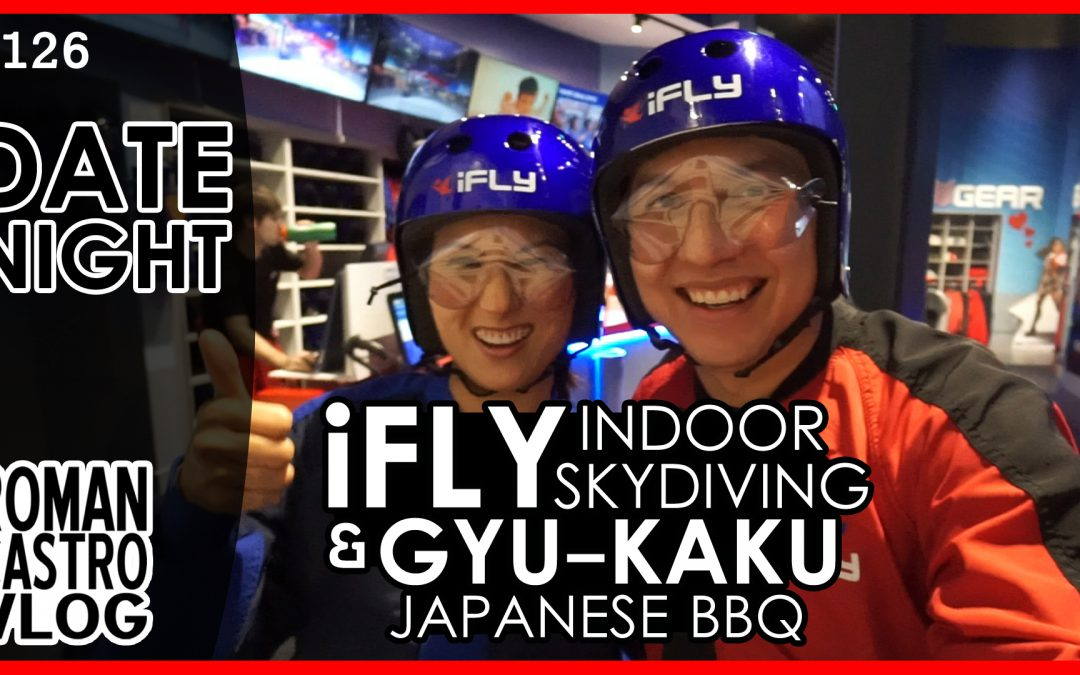 Indoor Skydiving and Gyu-Kaku Japanese BBQ – DATE NIGHT