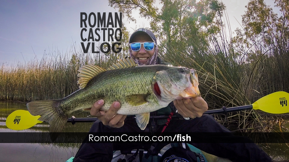 San Diego Largemouth Bass Fishing – How I Caught My First (and Second) Largemouth Bass