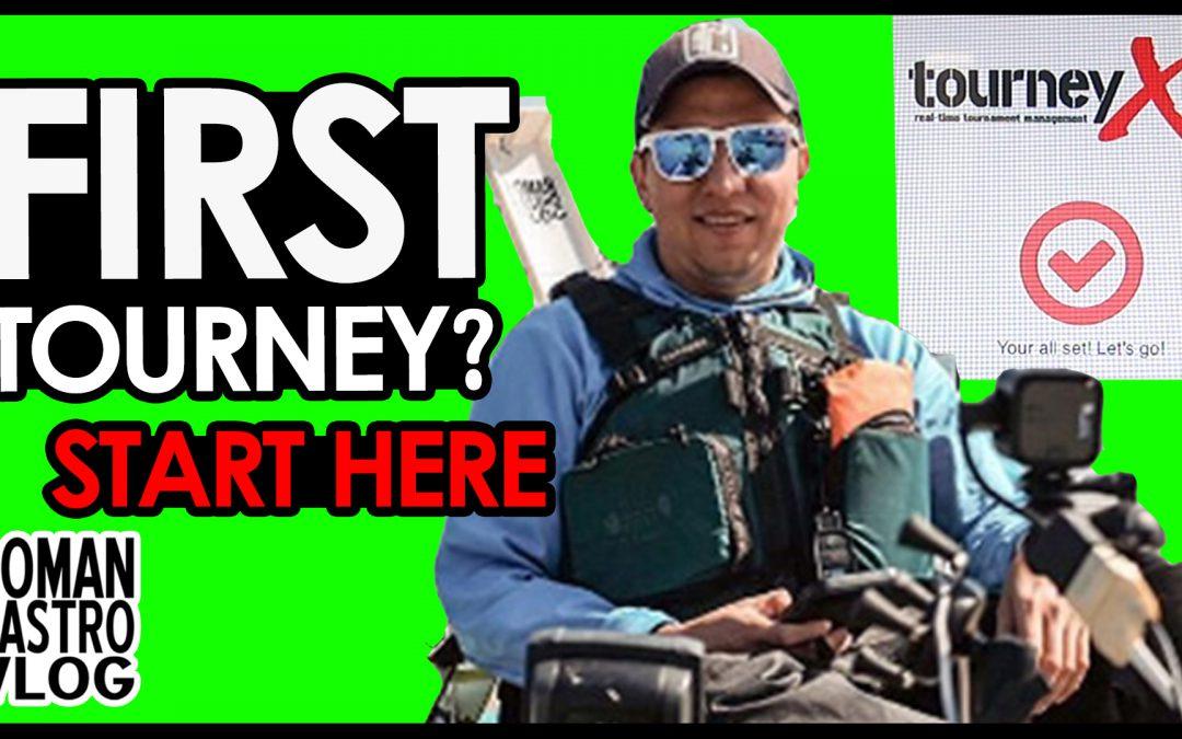 First Online Kayak Fishing Tournament Help (TourneyX)